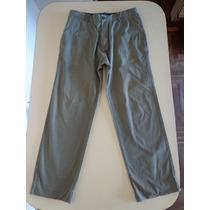Pantalon Legacy De Gabardina Talle 34