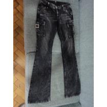 Pantalon Importado De Corderoy Talle Small