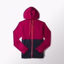 Campera Adidas C/capu Climalite Deporfan