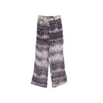 Pantalon Gasa Estampado Mujer Paris By Flor Monis