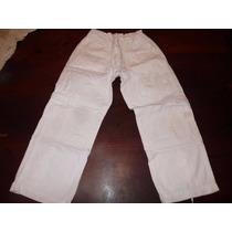 Mimo Girls Pantalon De Gabardina T 8 Bello!!!
