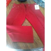 Pantalon Capri Scombro Talle 22