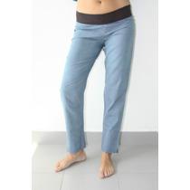 Pantalón Algodón C/ Cierre Tipo Chupín Varias Tallas/colores
