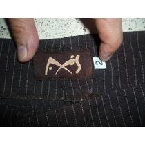 Pantalon Embarazada Futura Mama Axis De Vestir Clasico