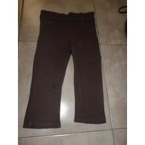 Pantalon Bebe Marron Cheeky Talle 9-12 Meses Impecable