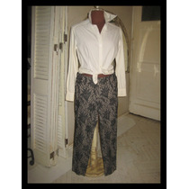 Pantalon De Fiesta Cigarret