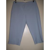 Pantalón Mujer Talle M Capri