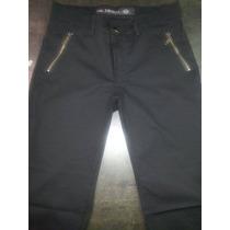 Pantalon Gabardina Elastizado Chupin T M A Xxxl $ 450