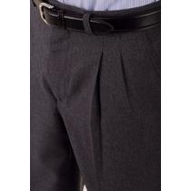 Pantalon De Vestir - Tela Tropical - Del 38 Al 54