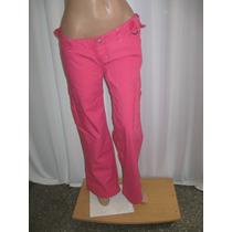 Pantalon De Gabardina 47 Street Original