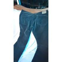 Pantalon Oxford De Corderoy Talle 40 Marca Ona Saenz Jeans