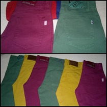 Pantalon Jeans Chupin Nenes - Jeans Antol- Talles 4 Al 14