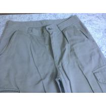 Pantalon Tipo Pampero 6 Bolsillos Impecable Buena Calidad