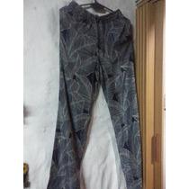 Pantalones Palazzo Fibrana T S A M $ 200