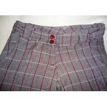Elegante Y Abrigado Pantalon Para Mujer