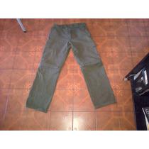 Pantalon Mujer Camuflado Verde Militar,mira Fotos!!!!!!!