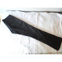 Try Me..pantalon Vestir Rasado Bootcut