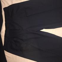 Pantalón De Vestir Azul Nuevo Talle 50