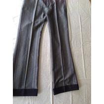 Pantalon Maria Cher T3, Cintura Jean, Tela Brillosa
