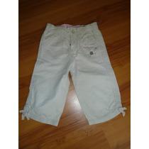 # Pantalon Capri Gabardina Verano Fina Oshkosh Talle 4 #