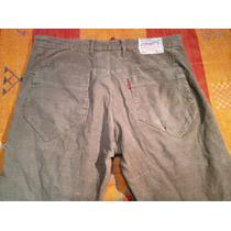 Pantalon De Corderoy Levis W34 L34 Hombre