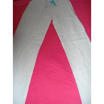 Pantalón Sastre Cacharel Talle S 100% Lino ¡super Elegante!!