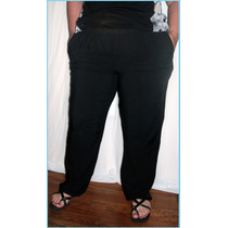 Pantalones De Fibrana Nuevo Talles Grandes Talle 8