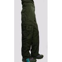 Pantalón Soft Forrado Lafocaweb- Tèrmico- Talle Especial-