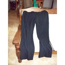 Pantalon De Vestir P/futura Mama De Diseño Urbano,impecable