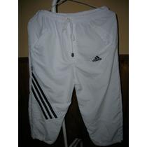 Likido Pantalones Capri Adidas, Talle 1 Y 2, Nuevos En Munro