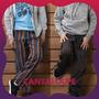 Super Saldo Pantalones Bali Adultos Solo Talle M Y Xl