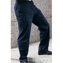 Pantalones De Trabajo Y Cargo Reforzados Gaucho Ombu Pampero