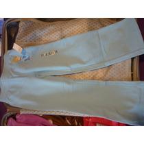 Pantalon Original Disney Importado Nuevo Talle 6 Niñas