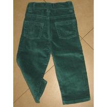 Pantalon De Corderoy Mimo Talle 1 (2 Años) Buen Estado