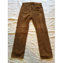 Pantalon De Corderoy Levis 541 W32 L 34