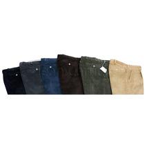 Pantalon Corderoy Talle Grande Alta Calidad Talle 60 Xxxl
