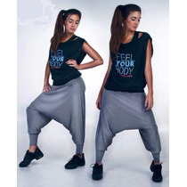 Pantalon Babucha Turca Chiripa Mujer Todos Los Talles Modal