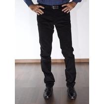 Pantalón Entallado Corderoy Con Spandex - Jean Cartier