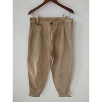 Pantalon Pampero Bombacha De Campo Beige Hombre