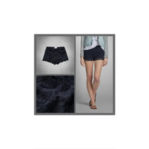 Short Abercrombie & Fitch Para Chicas Talle S