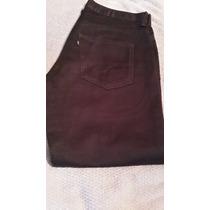Pantalon Levis Marron Original. Talle 32. Como Nuevo.