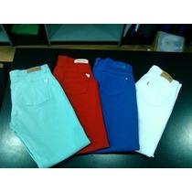 Jeans De Colores Nahana Rectos
