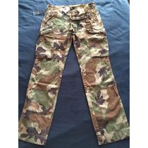 Pantalón Cargo Camuflado Polo Ralph Lauren
