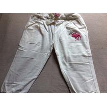 Pantalon Babucha Abercrombie Mujer