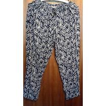 Pantalon Fibrana De Verano