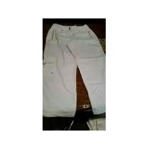 Pantalon De Gabardina Elastizada ***marca Chicos From Usa