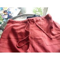 Pantalon Capri De Verano