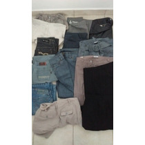 Lote De 14 Pantalones De Jean, Vestir E Informal Talles40-42