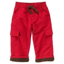 Pantalones Gabard. Gymboree De Usa Talles 0/3 Y 3/6 Abrigado