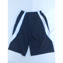 Pantalon Corto 1ra Marca,usa Orig,talle L Joven 14/16 Azul